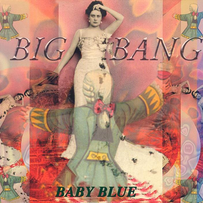Big Bang: Baby Blue Cover