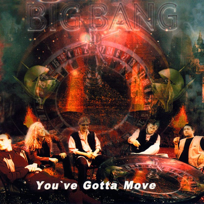 Big Bang: You´ve Gotta Move cover