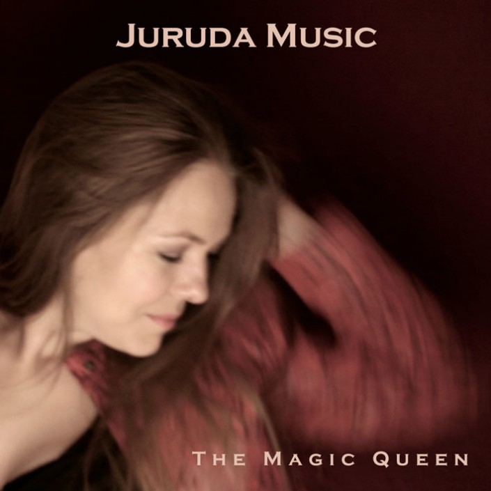 Juruda Music: The Magic Queen - cover