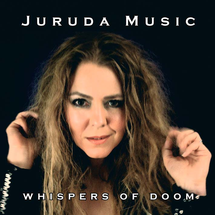Juruda Music: Whispers of Doom - cover