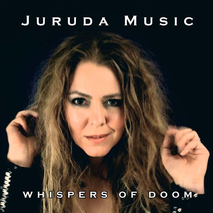 Juruda Music: Whispers of Doom - cover